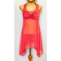 daster tipis lingerie sexy sifon branded baju tidur yukensi nerawang
