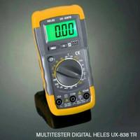 Multimeter ORI Avometer Multitester Digital Heles UX838TR UX 838TR