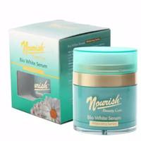 nourish beauty care bio white serum 30 ml