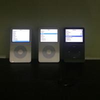 Ipod classic video 5,5 th gen 80gb 60gb 30gb wolsfon dac series