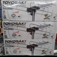 antena tv digital outdoor toyosaki tys-958