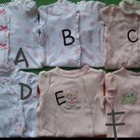 PA51-pakaian jumsuit baby 0-9bulan baju jumper baby boy girl