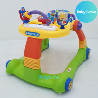 Baby Walker BabyElle 2 in 1 0188
