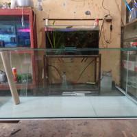 aquarium kaca 150x60x60 full 10mm