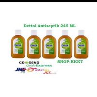 dettol antiseptic 45ML/95ML/245ML/495ML