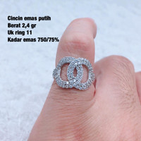 cincin emas putih 2,4 gr (2)