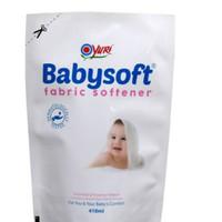 yuri babysoft softener 410ml