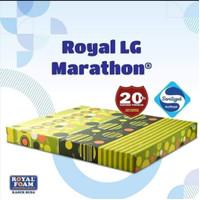 kasur busa royal 160 x 200 Garansi 20 tahun Marathon
