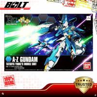 HGBF A-Z Gundam Limited Amazon / HG AZ Gundam / HG A Z Gundam