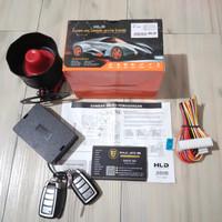 Alarm Mobil Tuk Tuk HLD Remote Variatif