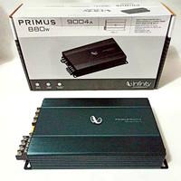 Infinity Primus 9004A Power Amplifier 4 Channel 4Ch Audio 880W Ampli