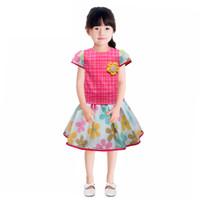 Setelan Anak Perempuan Fashion 2930 / Rok Blouse Anak Perempuan