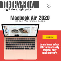 Apple MacBook Air 2020 13.3'' 256GB Up to 3.2GHz MWTJ2 Touch ID