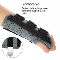 Adjustable Breathable Wrist Protective Brace Support Splint