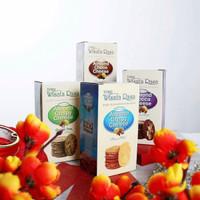 Wisata Rasa Almond Crispy-Oleh Oleh khas Surabaya - Coklat