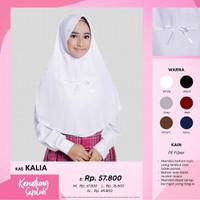 Rabbani Kalia XL Kerudung Sekolah Syari Jilbab Kaos Khimar Scarf syari