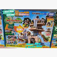 Takara Tomy Ania Combining Jungle ND Trackset Original Limited