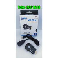 HDMI DONGLE ANYAST M9 PLUS WIFI WIRELESS DISPLAY DONGLE 2 CORE