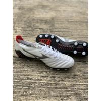 Sepatu bola mizuno original Morelia Neo3 Elite FG White black new 2020