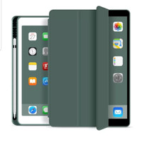 Ipad Air 1 Flip Cover Smart Case Leather Auto Lock Slot Pen