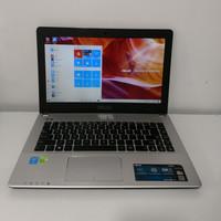 Laptop Asus X450JB i7-4720HQ/8GB/1TB Nvidia 940 Silver Second
