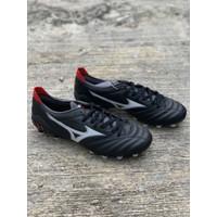 Sepatu bola mizuno original Morelia Neo 3 Elite FG black white new2020