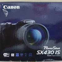 Canon Powershot SX430 IS Kamera BNIB Ori Datascrip (Baru)