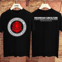 Baju Distro Indonesian Subculture / Kaos Distro / Baju Oblong Pria