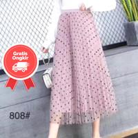 Rok Tutu Skirt Import - Putih