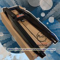 Swing Arm Sasis KLX 150 Model KTM 250 Long Hitam - Hutech