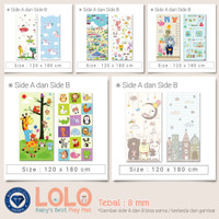 Kids and Baby LOLO Play mat uk 120 x 180