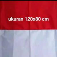 Bendera Merah Putih 80 x 120