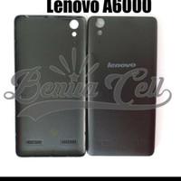 Lenovo A6000 A6010 A6000 Plus A6000+ Tutup Belakang Baterai Backdoor
