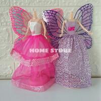 Baju Barbie Sepasang
