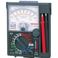 Sanwa SP-18D Analog Multimeter Multitester Avometer Sanwa Ori Murah