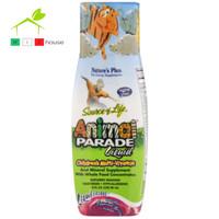 Natures Plus / Nature's Plus Animal Parade Liquid 8 Oz Vitamin Anak