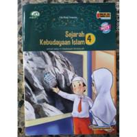 Buku Sejarah Kebudayaan Islam SKI SD/MI Kelas 4 HOTS AQILA