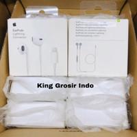 Headset Iphone 7, 8, X, X Max Original 100% Handsfree Earphone Apple