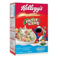 Kelloggs Froot Loops 300gr (Promo)