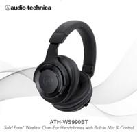 Audio Technica ATH-WS990BT Hi-Res Solid Bass Bluetooth Headphone