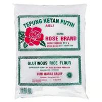 Tepung Ketan Putih Rose Brand 500 gram