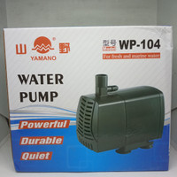 mesin pompa aquarium celup yamano water pump WP-104