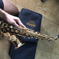 Walker baby saxophone