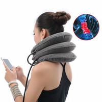 Bantal Terapi Leher Neck Traction 3 susun