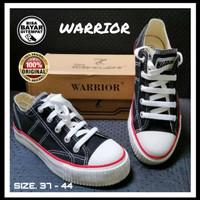 Sepatu Warrior Original Classic Lc Sepatu Sekolah Terlaris Size 37~43