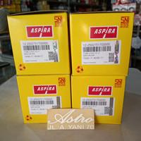 Paket Ban Dalam Motor Aspira Ukuran 250/275-17 ( Isi 4 pcs)