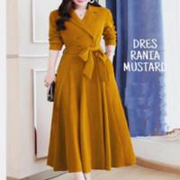 baju dress wanita terbaru/model baju dress terbaru 2020/dress kekinian