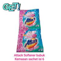 attack softener sachet