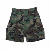 Celana Pendek Pria Polo Ralph Lauren Cargo Short Camo Army 5 ORIGINAL