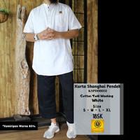 Kurta Pendek Shanghai Kurta Putih Gamis Putih Kurta Al Amwa